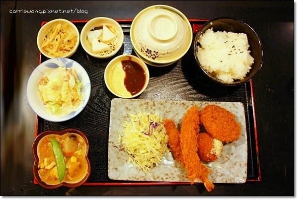 【台中日式餐廳】明男的廚房和風創意家庭料理。日籍老闆親自掌廚哦! @飛天璇的口袋