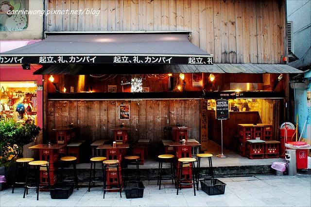 【台北美食推薦】大眾立吞酒場@市民大道。台北人的深夜食堂,平價串燒,氣氛滿滿 @飛天璇的口袋