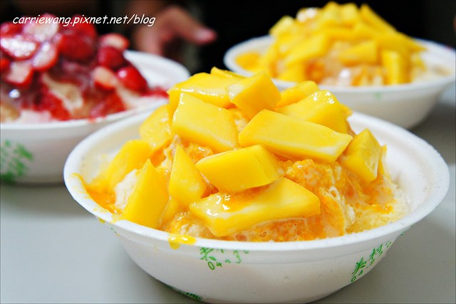【台中冰品甜點】美村點頭冰。盛夏就是要吃冰,真材實料的好味道,只是價格一直漲 @飛天璇的口袋