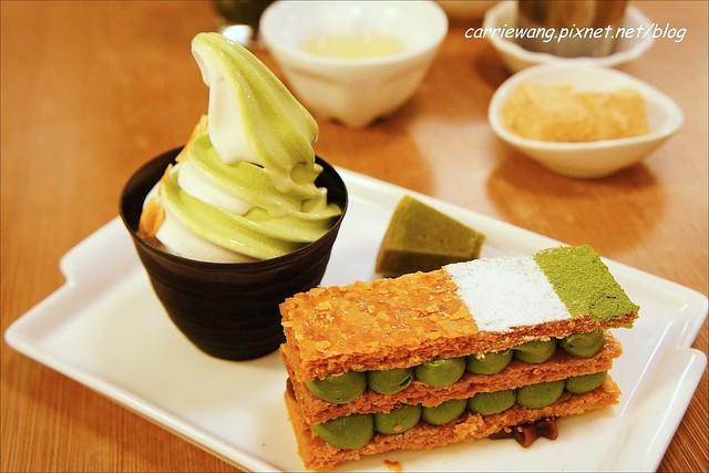 【台北美食推薦】和茗甘味處。永康街美食,不用到日本也可以品嚐到純正日式風味抹茶,現在台中也有分店了 @飛天璇的口袋