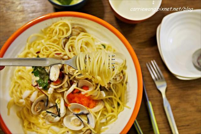 瑪莉亞廚房.Maria's:家庭式義大利料理,提拉米蘇很讓人驚艷 @飛天璇的口袋