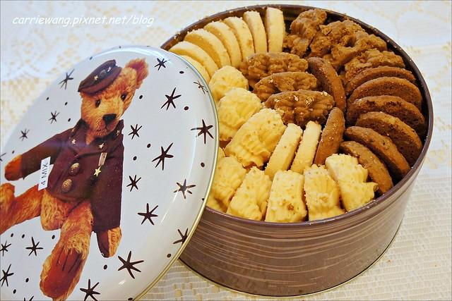 【香港必買伴手禮】Jenny Bakery.珍妮小熊曲奇餅。香港最夯的排隊伴手禮,超好吃的奶油曲奇餅 @飛天璇的口袋