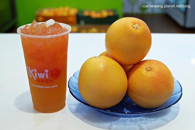 【台中飲品推薦】ikiwi趣味果飲。使用當季新鮮水果,手搖飲料也可以喝的很健康,還有 $29元最優惠的當季好康 @飛天璇的口袋