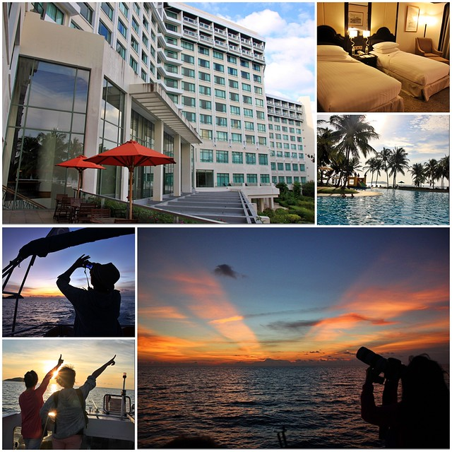 【馬來西亞.沙巴】太平洋飯店 The Pacific Sutera Hotel。住宿房間+早餐分享+出海賞海景夕陽。臨緊Sutera港灣,沙巴住宿推薦 @飛天璇的口袋