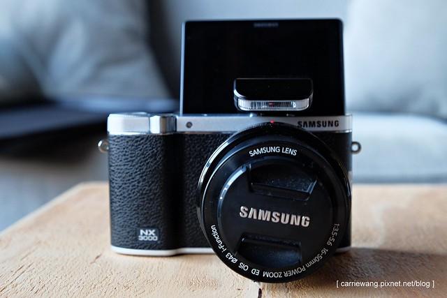 【NX3000相機開箱文】Samsung NX3000相機實測心得,復古旅遊拍照文青機,輕鬆拍出好照片,女性和3C白痴也可以拿的很順手 @飛天璇的口袋