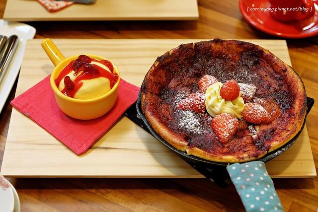 【台中輕食下午茶】青木和洋食彩.AOKI日式餐廳。環境舒適帶點無印良品風,餐點也很好吃又有質感,是個下午茶放鬆的好地方 @飛天璇的口袋