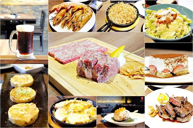 【台中燒肉餐廳推薦】燒肉風間 Kazama。享受居酒屋的氛圍,大口品嚐9A和牛的美味,還有獨家研發的奶油啤酒 @飛天璇的口袋