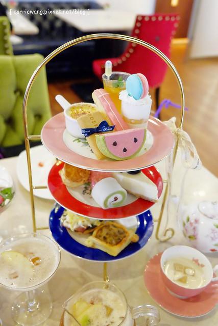 【台中下午茶推薦】古典玫瑰園。台中老字號下午茶餐廳,裝潢浪漫貴氣(內附富邦食神幫優惠分享) @飛天璇的口袋