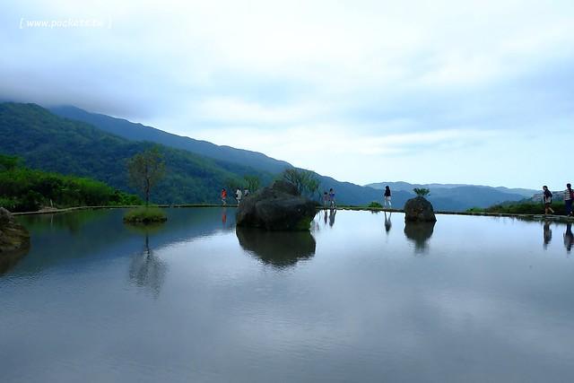 八煙聚落┃台北景點推薦:陽明山的秘密景點,如夢似幻的世外桃源,雲霧裊繞的湖上美景,自然資源非常豐富 @飛天璇的口袋