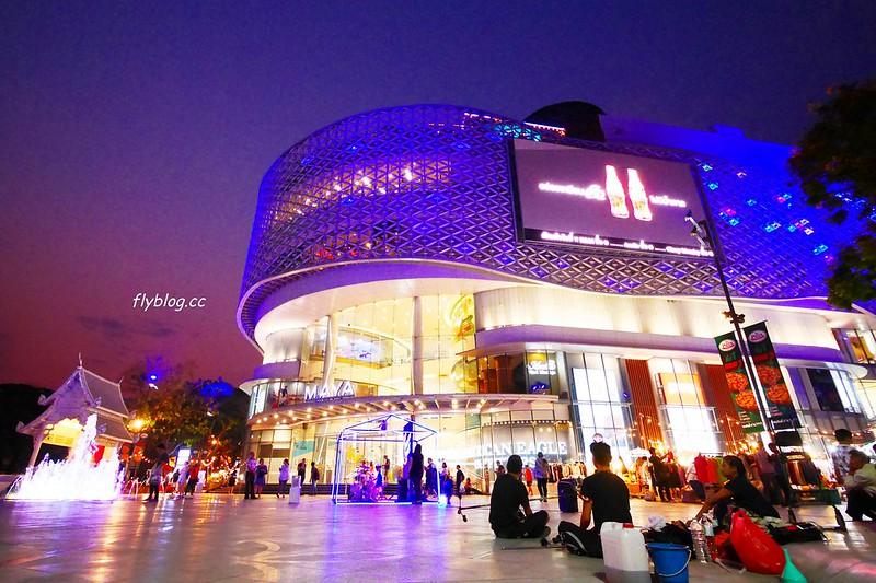 MAYA百貨┃泰國清邁:清邁最潮流的百貨商場,集合美食、藥妝、酒吧和電影院,清邁採買伴手禮的好去處 @飛天璇的口袋