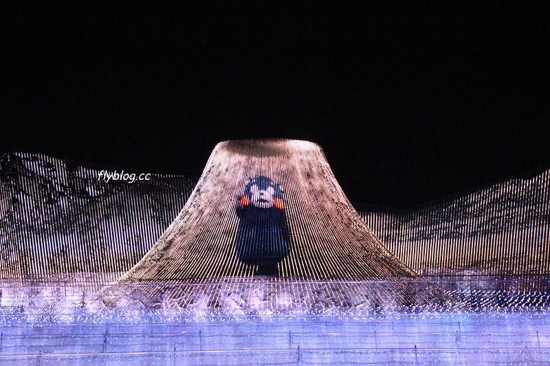 名花之里.なばなの里┃名古屋三重自駕:日本三大燈季之一,2018燈會主題熊本熊,含名古屋到名花之里交通方式 @飛天璇的口袋