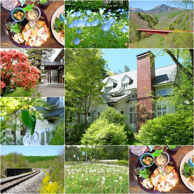 Country Inn Orchard House果園之家鄉村旅館┃日本清里 :充滿歐洲風味的童話小鎮,有如日本的阿爾卑斯山,四季都有不同的美景,品嚐女主人以當地食材入菜的好手藝 @飛天璇的口袋