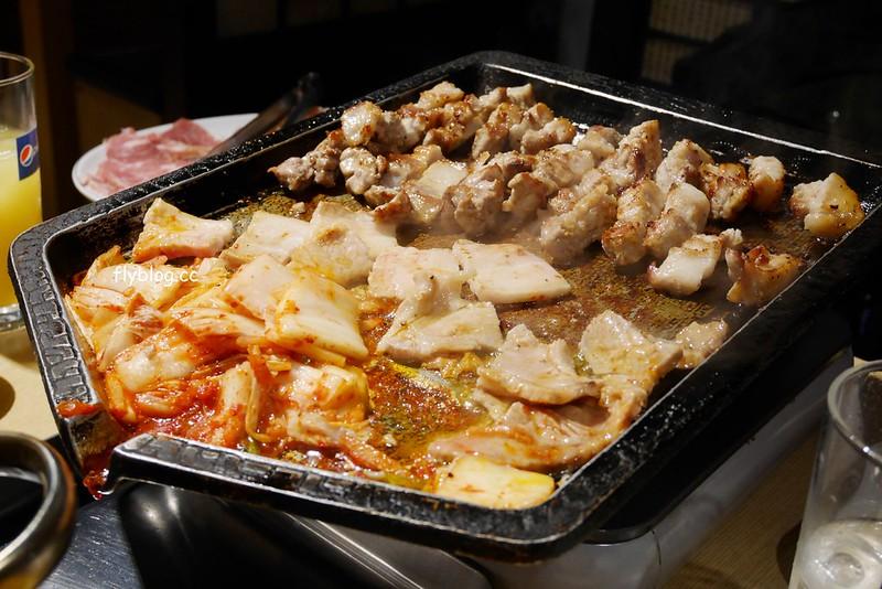 本格韓國料理專門店.コッテジ┃大阪美食推薦:到日本也可以品嚐正宗韓國料理,¥2370韓國燒肉吃到飽,心齋橋美食餐廳推薦 @飛天璇的口袋