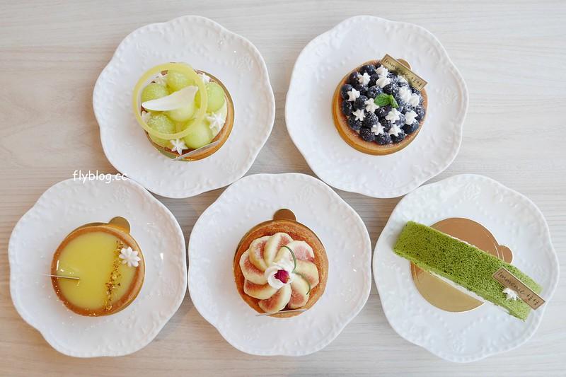 恬恬法式甜點:斗六太平老街粉紅色蛋糕屋,藍帶甜點主廚家鄉圓夢 @飛天璇的口袋