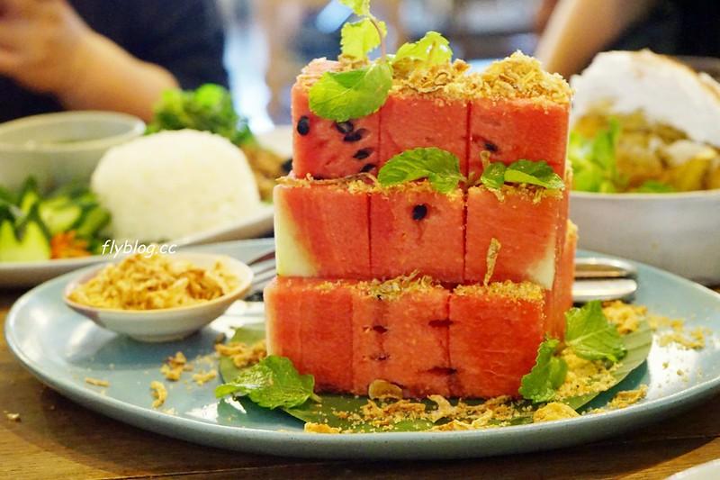 Woo Cafe┃泰國清邁:結合餐廳、花藝、藝廊和生活雜貨的咖啡館,環境漂亮好拍,餐點好吃有質感 @飛天璇的口袋
