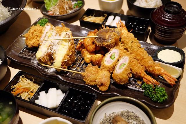 新宿勝博殿┃台北美食推薦:慶祝11週年慶,週週抽日本東京雙人來回機票,新上市金黃極濃的雪花起司豬排,品嚐超厚切日式炸豬排的美味 @飛天璇的口袋