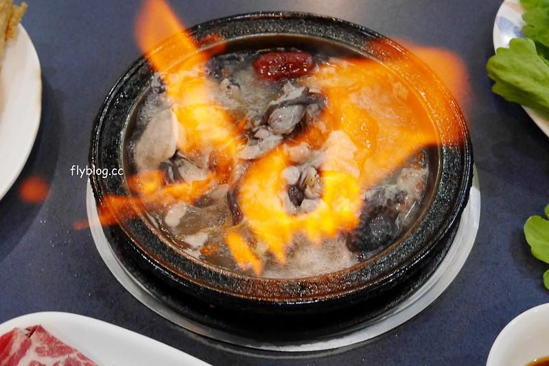 【台中美食】台中麻油雞x台中燒酒雞:冬天寒流就該吃這味,天冷一鍋暖身又暖胃 @飛天璇的口袋