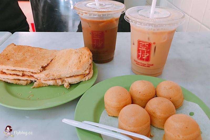 亞坤咖椰吐司.牛車水總店┃新加坡美食:新加坡必吃早餐,牛車水全球創始店 @飛天璇的口袋