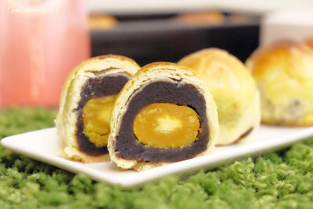 香格禮坊:台中在地30年老字號糕餅店,朋友推薦心中蛋黃酥第一名 @飛天璇的口袋