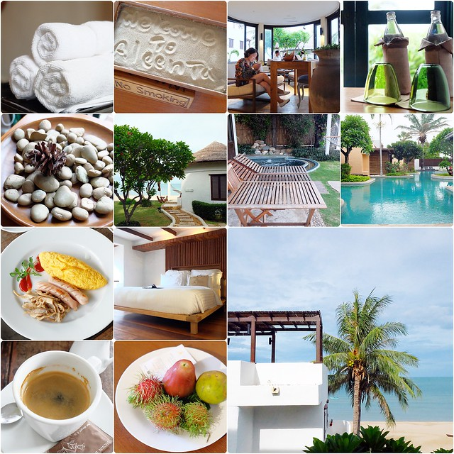 奧萊塔普拉布里飯店.Aleenta Resort Pranburi┃華欣飯店推薦:獨棟villa與游泳池,海天一色的美景,華欣夢幻渡假飯店 @飛天璇的口袋