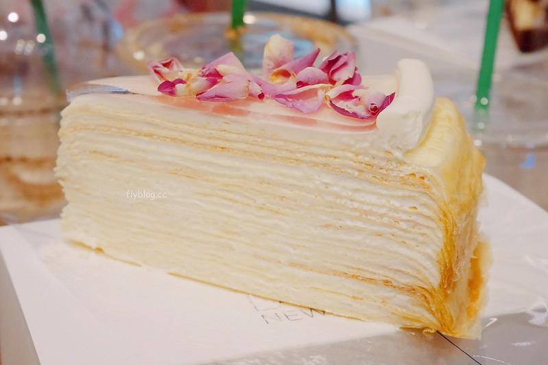 Lady M┃香港中環:紐約來的殿堂級千層蛋糕,玫瑰千層蛋糕全球獨家香港限定 @飛天璇的口袋