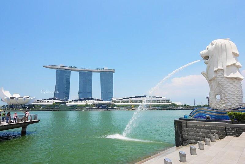 魚尾獅公園 Merlion Park┃新加坡景點:新加坡必遊景點!魚尾獅公園交通方式以及周邊推薦景點 @飛天璇的口袋