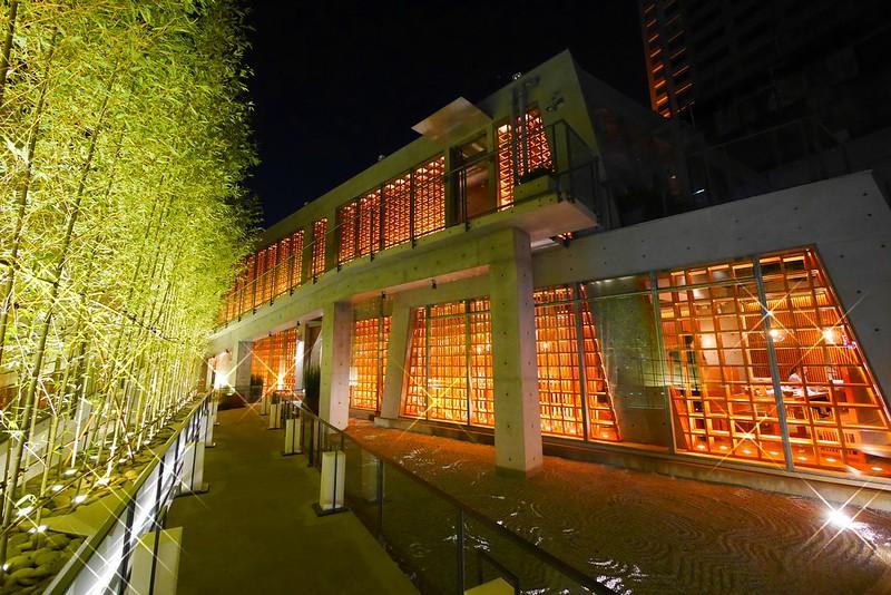 一笈壽司┃台中南屯:輕井澤集團最新力作,漂亮的清水模建築,使用平板方式點餐,試賣期間消費打卡送好禮 @飛天璇的口袋