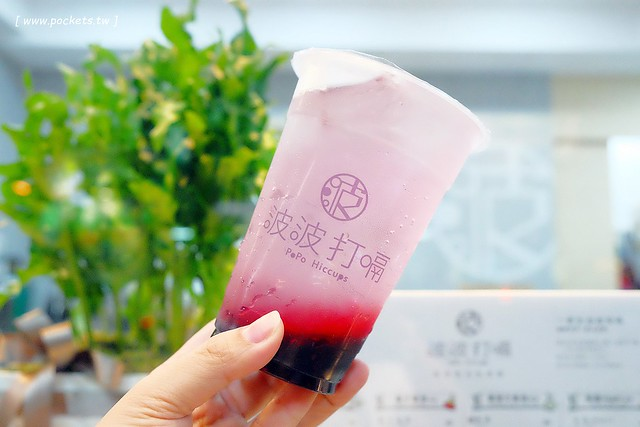 波波打嗝 PoPo Hiccups┃台中西區美食:與Natura微礦水聯名合作,氣泡水鮮果特調飲料,限定版的玻璃瓶搶購一空 @飛天璇的口袋