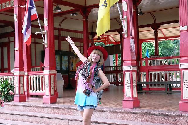 華欣車站┃泰國景點推薦:泰國最古老的車站之一,漂亮的百年古蹟級車站,華欣推薦必遊景點之一 @飛天璇的口袋