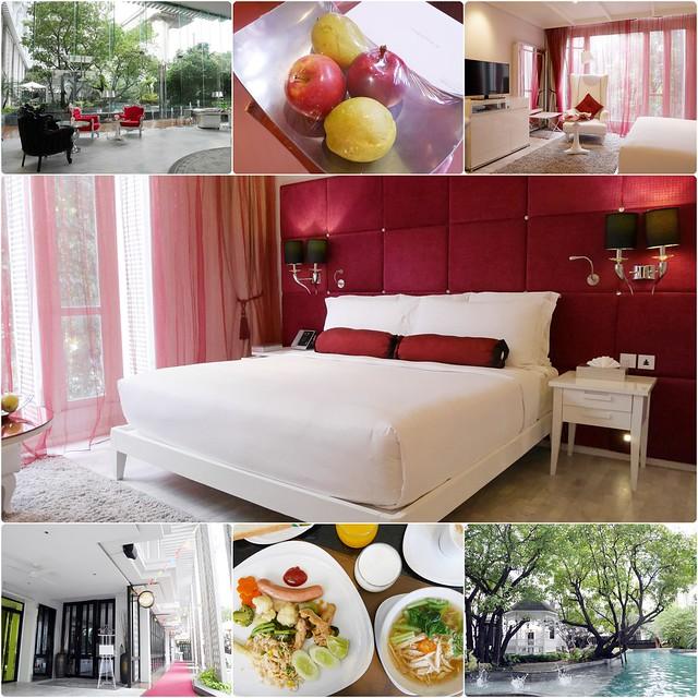 Hua Chang Heritage Hotel 曼谷華昌文化遺產飯店┃曼谷住宿推薦:充滿少女風情的粉色房間,緊鄰BTS Ratchathewi站以及MBK、Siam Discovery,逛街購物方 @飛天璇的口袋