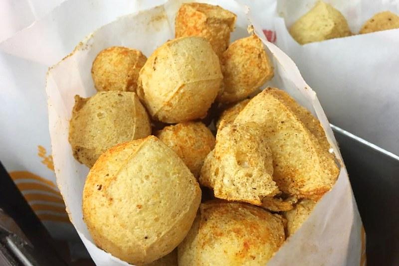 豐原台灣第一家鹽酥雞:目前吃過最好吃的鹹酥雞,一定要先打電話預訂才免得久候 @飛天璇的口袋