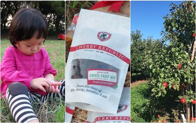 櫻桃共和國 Cherry Republic┃來自美國的品牌,產地100%直送酸櫻桃乾,莓果中的貴族超級水果,健康零食給小孩吃也放心 @飛天璇的口袋