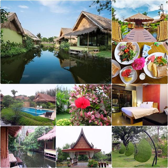 Asita Eco Resort 阿希塔生態度假村┃安帕瓦住宿推薦:以環保為主的綠色飯店,享受緊鄰河畔的小木屋風情 @飛天璇的口袋