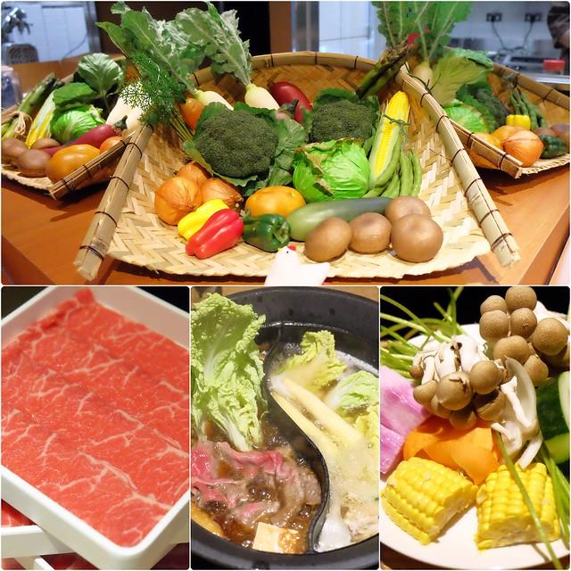 溫野菜 しゃぶしゃぶ┃麗寶outlet美食:來自日本東京的鍋物餐廳,中部第一間分店進駐麗寶outlet,火鍋壽喜燒吃到飽$409元起 @飛天璇的口袋
