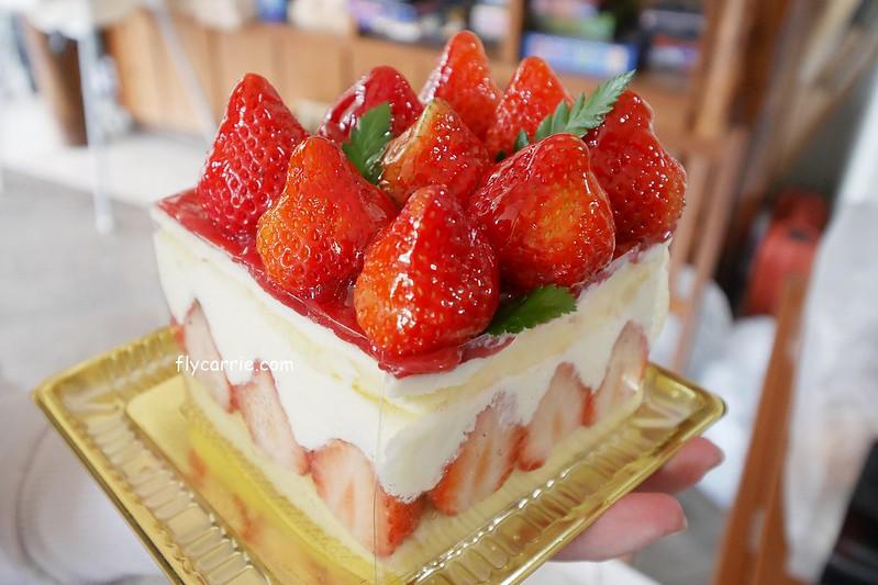 泡芙之家:$10元就可以買到好吃泡芙,可頌和生日蛋糕也很推薦 @飛天璇的口袋