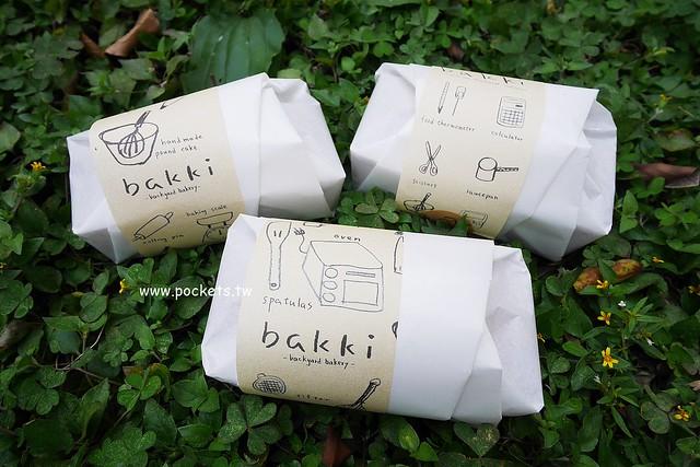 Bakki Handmade:隱身巷弄間的好吃甜點店,充滿日系雜貨風的可愛小店,手工磅蛋糕每天限量販售 @飛天璇的口袋