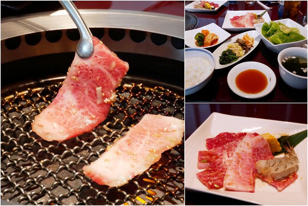 敘敘苑┃日本京都:京都也吃的到高級燒肉敘敘苑,位於四條市中心商業午餐更超值 @飛天璇的口袋