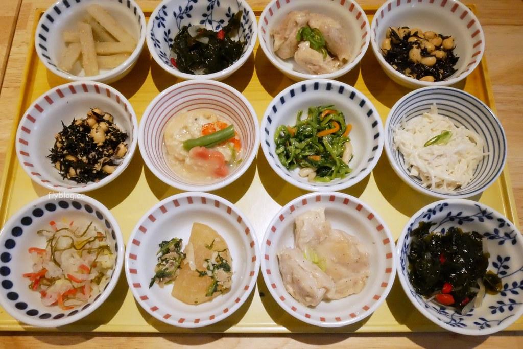 京菜味のむら┃日本京都:京都美食~只要500日圓就可以吃到營養滿滿的日式早餐,京都十大早餐推薦! @飛天璇的口袋