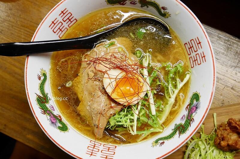 有囍拉麵:從深夜食堂起家的拉麵店,還有日本點餐機投幣點餐 @飛天璇的口袋