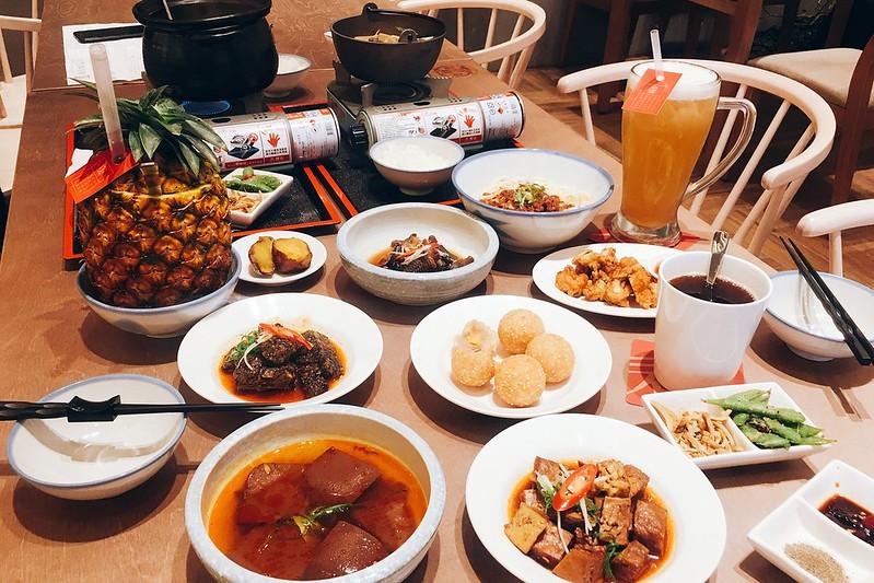 有春茶館┃台中東區美食:賣的是回憶、賣的是記憶、賣的是古早味,鄰近大魯閣購物廣場,有春冰菓室最新力作 @飛天璇的口袋