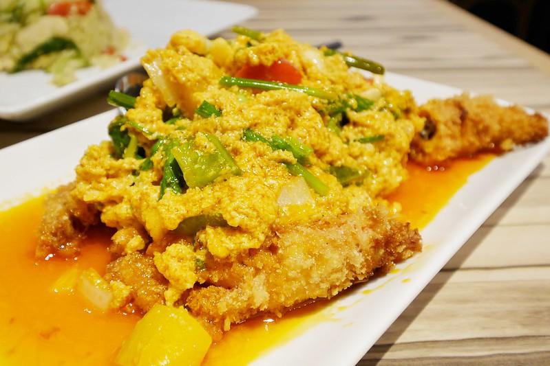 泰國曼谷自由行┃Have a Zeed@Mercury Ville:在曼谷就可以享用正宗泰北料理,餐點好吃環境也很不錯,有推薦哦! @飛天璇的口袋