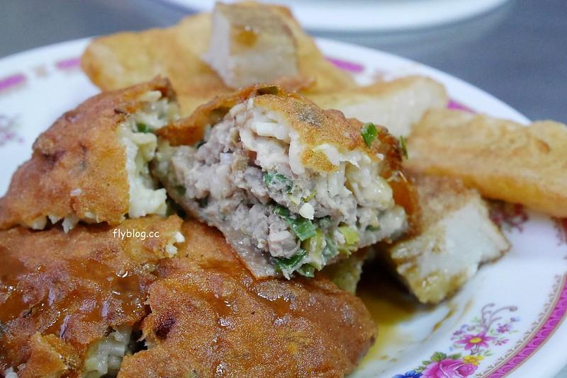 清水白燒炸粿:在地人推薦的必吃美食,從清晨一直賣到晚上,食尚玩家也來報導 @飛天璇的口袋