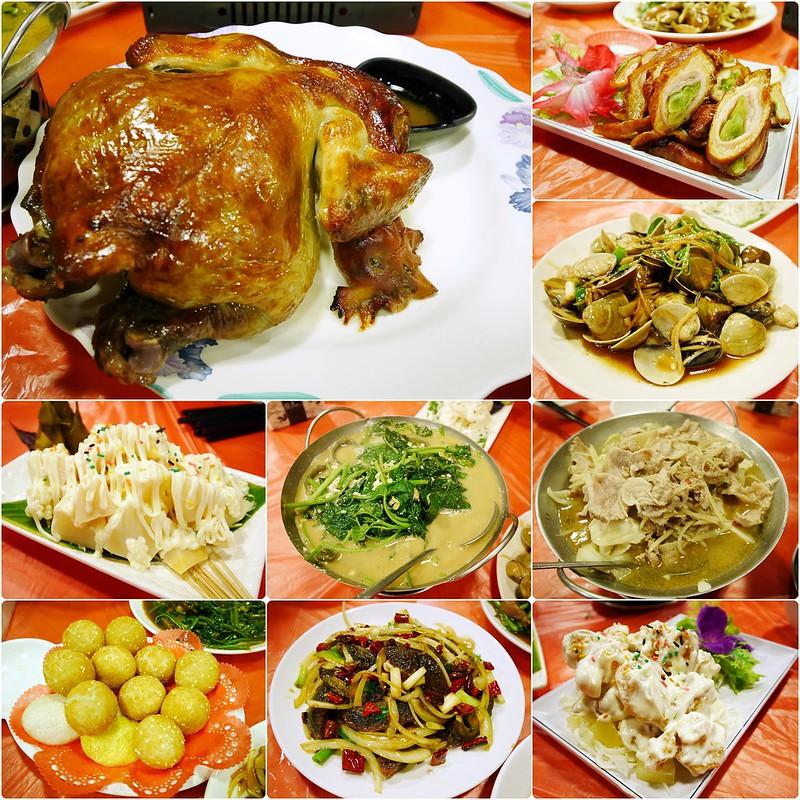 甕老大甕窯雞┃宜蘭五結:到宜蘭就是要吃道地的台灣小吃,餐點選擇性多而且味道也不錯,多人聚餐的好選擇 @飛天璇的口袋