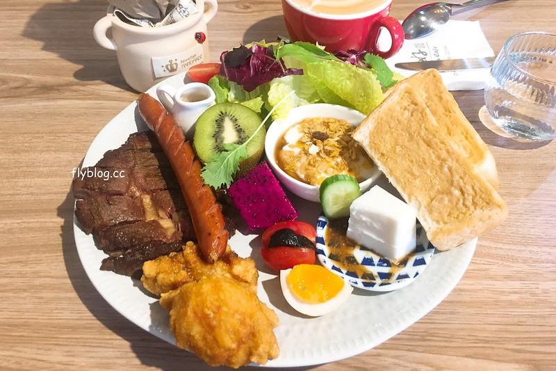 旅圖好咖 You Tu Cafe┃台中西屯:充滿旅遊元素的咖啡館,食材和環境都很用心,台中好吃早午餐推薦 @飛天璇的口袋