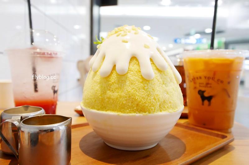 泰國曼谷自由行┃After You Dessert Cafe:泰國超人氣蜜糖吐司專賣店,下午茶甜點的第一選擇,MBK分店全新開幕 @飛天璇的口袋