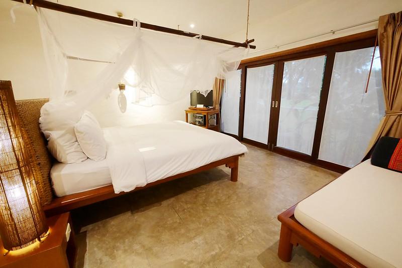 清萊5天4夜自由行┃清萊傳奇飯店.The Legend Chiang Rai Hotel :入住悠閒放空的Villa飯店,緊鄰著河畔享受渡假氛圍 @飛天璇的口袋