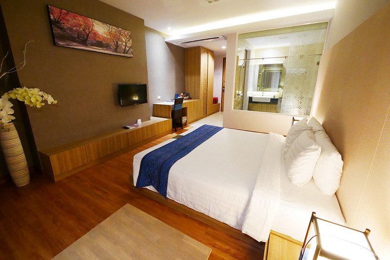 清萊5天4夜自由行┃Grand Vista Hotel Chiangrai 清萊宏偉遠景酒店:清萊市區飯店推薦,鄰近清萊車站,附近有Central Plaza和Big C @飛天璇的口袋