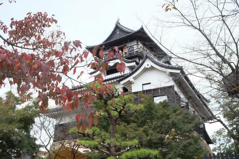 犬山城┃名古屋景點:日本5大國寶城之一的犬山城,好吃又好逛的犬山城下町,含名古屋到犬山城的交通方式 @飛天璇的口袋