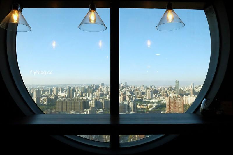 咖啡任務.Coffee Task┃台中南區:台中市最高的咖啡館,隱身於辦公大樓36樓,居高臨下眺望台中市美景 @飛天璇的口袋