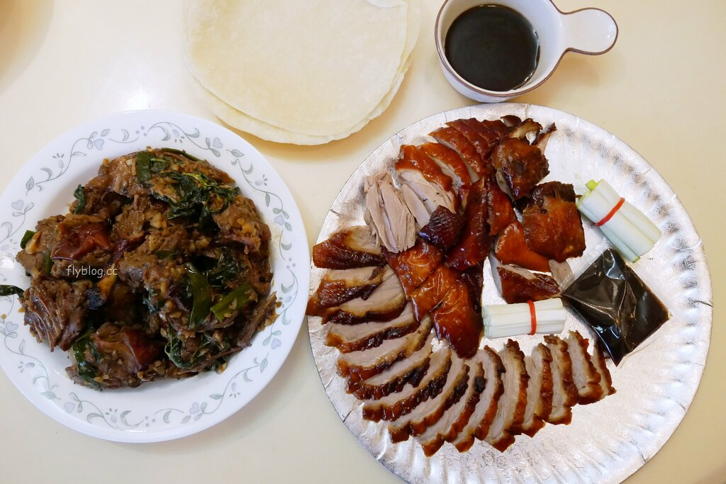 金饌烤鴨┃台中北區:網路票選全台烤鴨第二名,一鴨二吃晚餐簡單就可以上桌了 @飛天璇的口袋